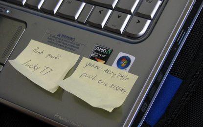 Smettete di cambiare la password ogni mese