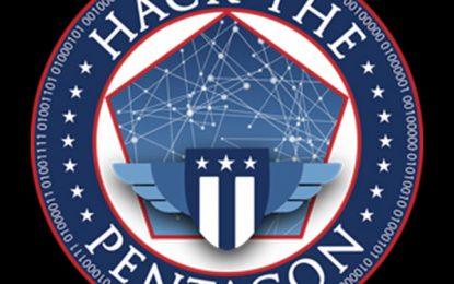1400 hacker per trovare falle nei sistemi del Pentagono