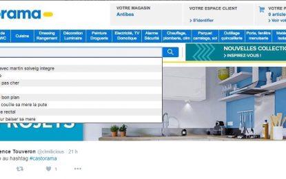 Hacker burloni stravolgono il catalogo di Castorama.fr