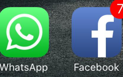 Whatsapp condivide i dati con Facebook (quasi) di nascosto