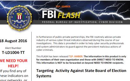 """Tensione per le elezioni USA. L'FBI: """"attenti agli hacker"""""""