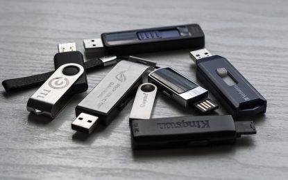 Malware su USB? Sarebbe una strage…
