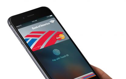 """Apple nega alle banche l'accesso a NFC: """"questione di sicurezza"""""""