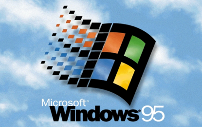 Una falla di Windows 95 oggi può creare grossi guai