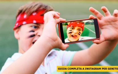 Guida completa a Instagram per genitori