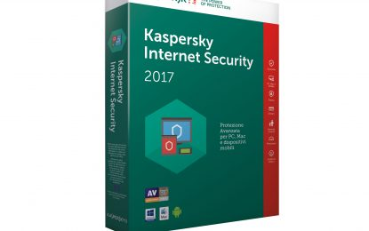 Presentati i nuovi prodotti Kaspersky 2017