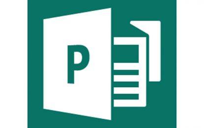 Malware nascosto in un file di Microsoft Publisher. Ma chi lo usa?