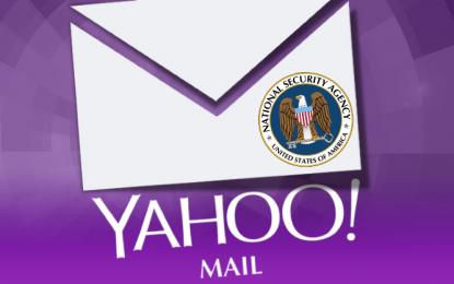 La backdoor dell'NSA in Yahoo Mail? Avrebbe potuto usarla chiunque