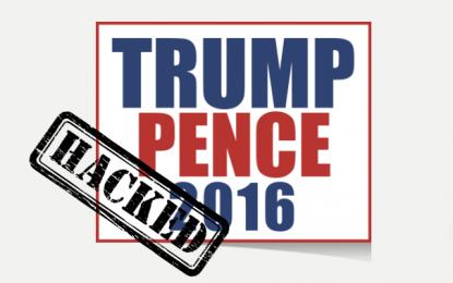 Donazioni al Partito Repubblicano intercettate dagli hacker