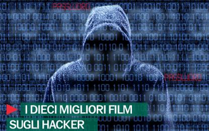 Gli hacker e il cinema: i dieci migliori film secondo Kasperksy