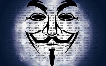 Anonymous abbatte 10.613 siti nel Dark Web