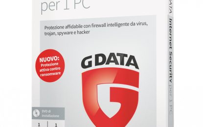 I prodotti 2017 G Data dichiarano guerra ai ransomware