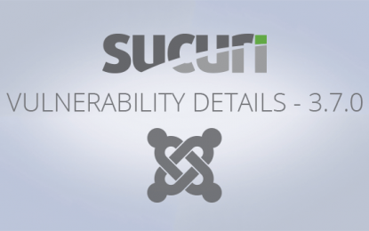 Siti Joomla a rischio SQL Injection. Disponibile la patch