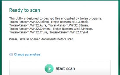 I pirati pubblicano le master key per il ransomware Wallet