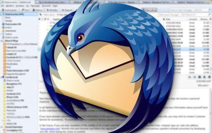Reyptson: il ransomware che si diffonde sfruttando Thunderbird