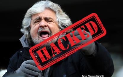 Hackerata la Piattaforma Rousseau del M5S