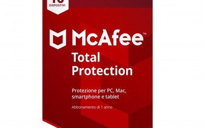 McAfee presenta i nuovi prodotti per la sicurezza