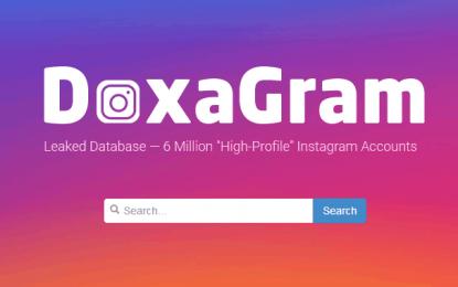 Instagram cerca di bloccare il leak con dati di milioni di utenti