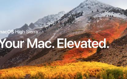 Mac OS High Sierra: Password nel keychain a rischio
