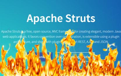 Una falla in Apache Struts mette a rischio i sistemi delle aziende