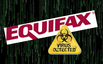 Altra figuraccia di Equifax: sul sito spunta un adware