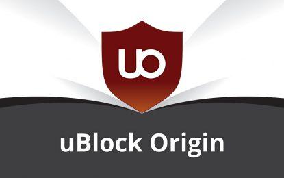 Bug in uBlock Origin: oltre alla pubblicità, blocca gli avvisi di sicurezza