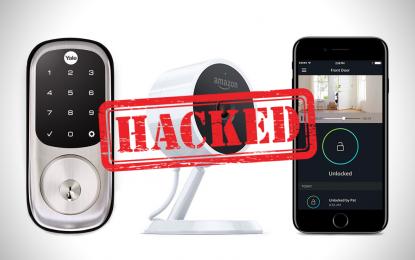Amazon Key può essere bloccata con un attacco Wi-Fi