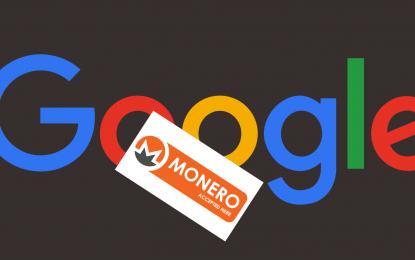 Ora il crypto-jacking sfrutta gli strumenti di Google