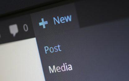 Usate WordPress? Aggiornate di corsa alla 4.8.3!