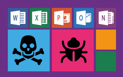 Falla critica in Office. Il malware si avvia in automatico!