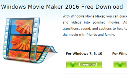 Attenzione alla truffa di Movie Maker