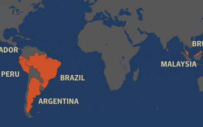 Il gruppo di cyber-spionaggio Sowbug prende di mira Sud America e Asia