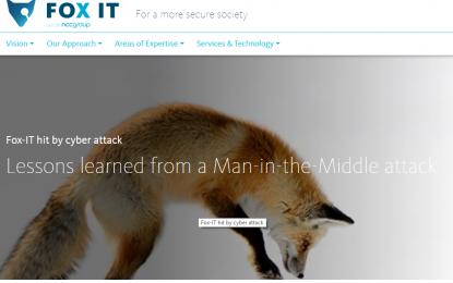 Hacker rubano le email a una società di sicurezza
