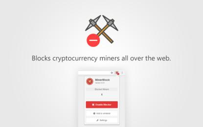 Vuoi proteggerti dai miner sul Web? Occhio ai malware!