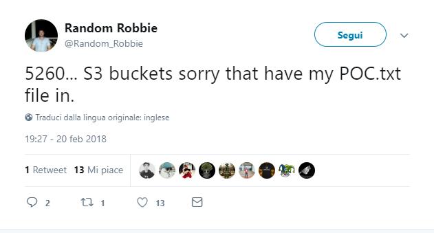 bucket S3 Amazon