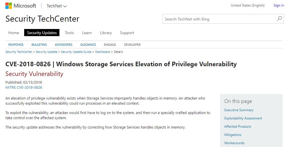 Microsoft vulnerabilità Windows
