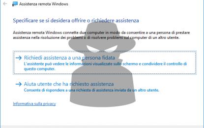 """La falla in Windows mette a rischio il """"buon samaritano"""""""