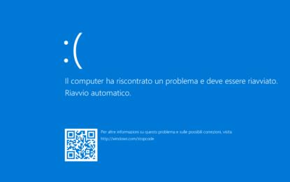 Microsoft: bug nelle patch e spunta la chiave USB che mette K.O. il PC