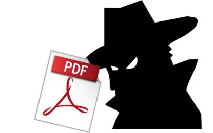 Come ti rubo le credenziali della rete Microsoft con un PDF
