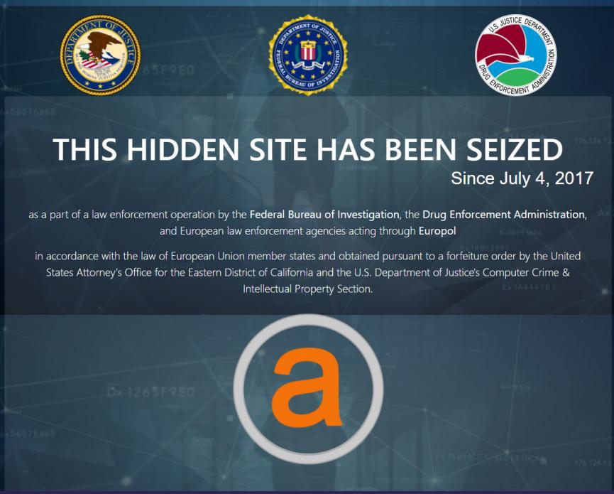 market Dark Web