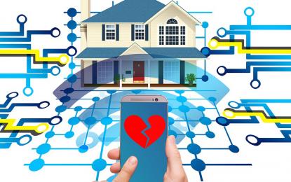 L'amore (e gli abbandoni) ai tempi della Smart Home