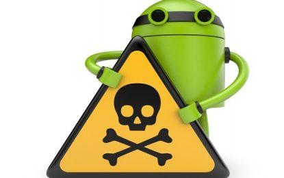 Trojan nell'app per Android prende di mira gli account bancari