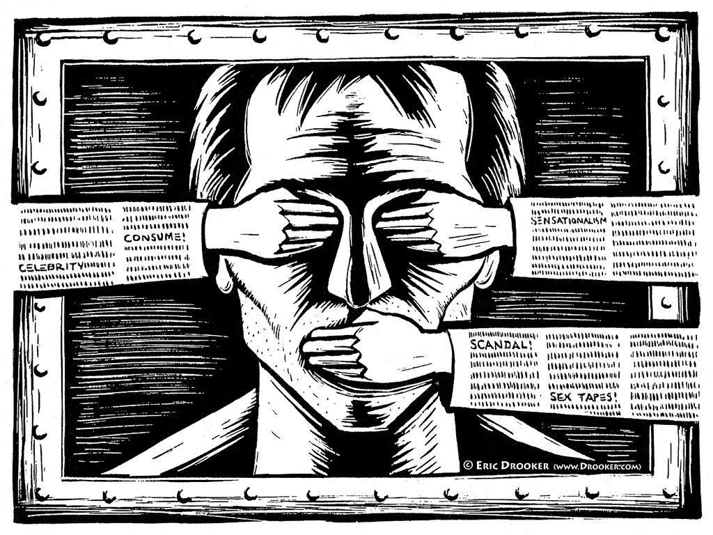UE censura