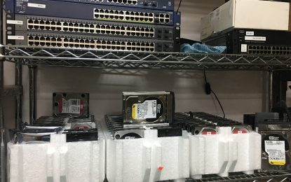 L'azienda chiude e i server vengono venduti all'asta. Con i dati dei clienti…