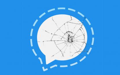 L'app desktop di Signal lascia la chiave crittografica in chiaro