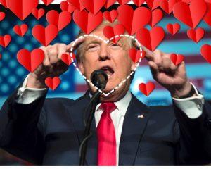 Esiste un'app di incontri per i fan di Trump? Sì, ed è un colabrodo
