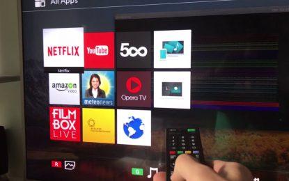 """Falle nelle Smart TV Sony. L'azienda: """"l'aggiornamento sarà automatico"""""""