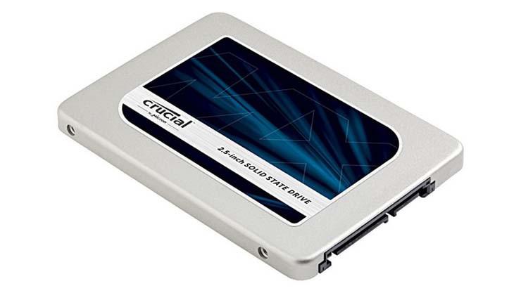 crittografia SSD