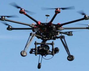 Falla nei sistemi DJI. A rischio tutti i dati raccolti dai droni