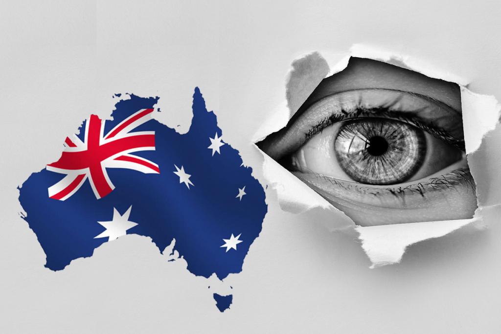 Australia crittografia